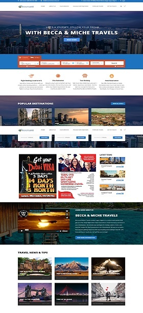 Becca Miche Travels Limited – Your trusted travel consultant