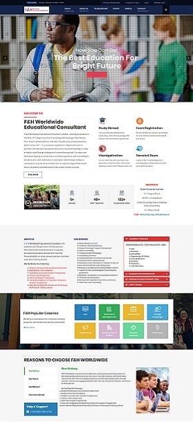 F H Worldwide Educational Consultant Limited – Education Consultant